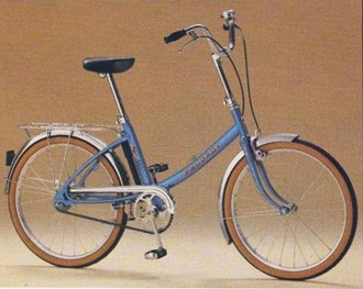 Mon premier vélo au catalogue Peugeot 1983. Photo : www.bikeboompeugeot.com (site US)