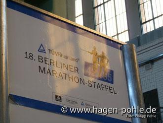 zur Bildergalerie der 18. TÜV Rheinland Berliner Marathon-Staffel