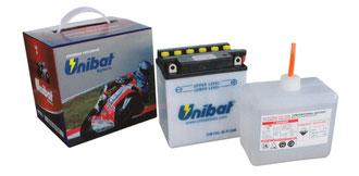 Unibat preisgünstige Säure Batterien