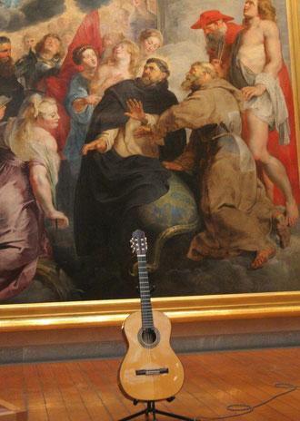 Musée des Beaux-Arts de Lyon, juin 2012