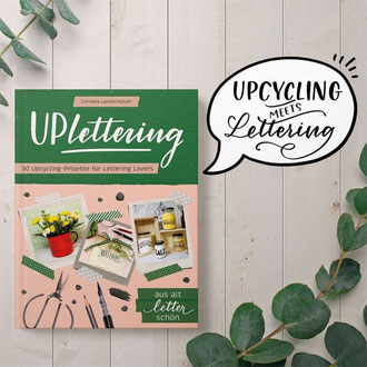 "Buch ""Uplettering"""