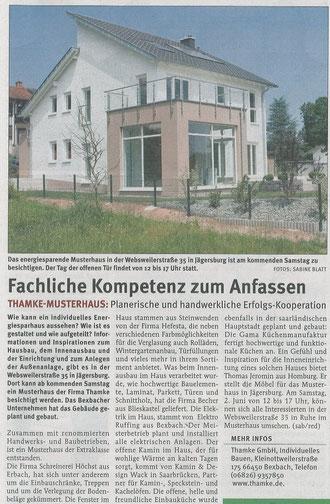 Musterhaus Thamke GmbH