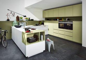 Nolte Küchen Neuheiten und Trends 2018 - Einbaukuechenwelt
