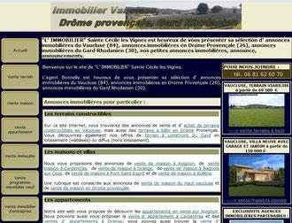 immobilier-vaucluse-achat.com