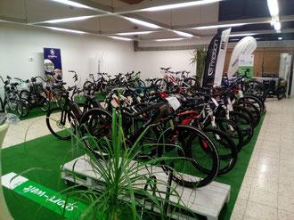 Die e-motion e-Bike Experten in der e-motion e-Bike Welt in Ravensburg