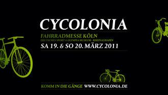 Cycolonia Köln Fahrradmesse