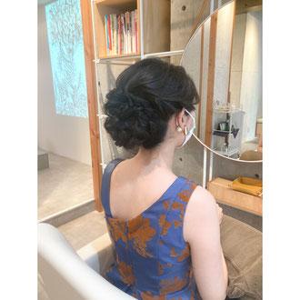 横浜 元町 石川町  髪質改善 ヘッドスパ 美容室 みなとみらい ヘアセット ヘアアレンジ