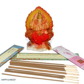 Mrs.HAPPY Räucherstäbchen, Indien