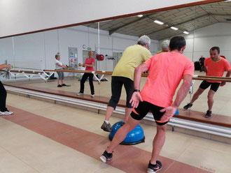Atelier gym dynamique le 30-04-2018