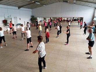 Gym dynamique le 22-09-2017
