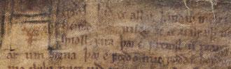 Verschmierte Buchstaben (Lieder-Edda)