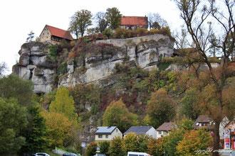 Burg, Pottenstein