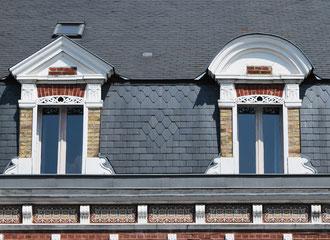 Amiens, chaussée Jules Ferry