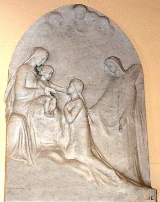 Mémorial à la mémoire de Denyse Lourdel