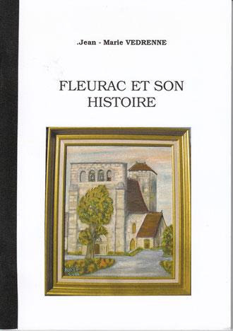 Livre de M. Jean-Marie VEDRENNE
