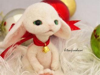 羊毛フェルト 幻獣 クリスマス ドラゴン