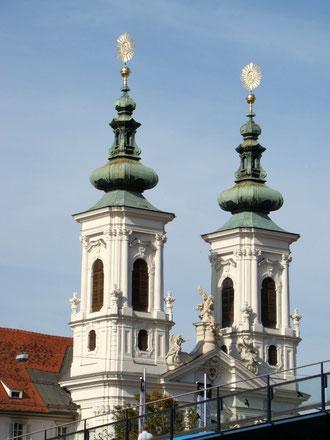 die Mariahilferkirche