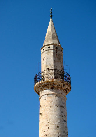 Minarett in Chania