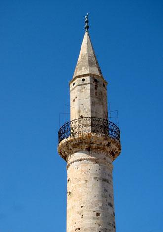 Minarett in Chania