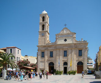 Kathedrale in Chania