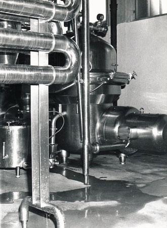 Im Zentrifugenraum 1969