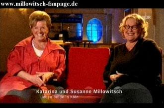 Susanne Millowitsch Katarina Millowitsch