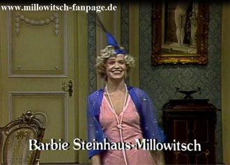 Barbie Steinhaus Millowitsch