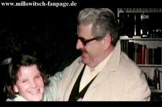 Willy mit Tochter Mariele