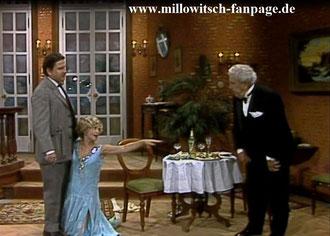 """Ihr """"Ehemann"""" erwischt Ossy mit Anton - aber alles nur eine Intrige"""
