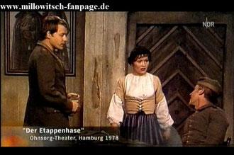 Der Etappenhase im Ohnsorg-Theater
