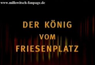 Der König vom Friesenplatz