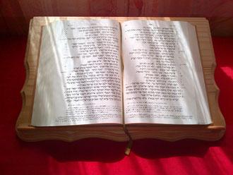 Cours d'Hébreu biblique, en lien avec la symbolique