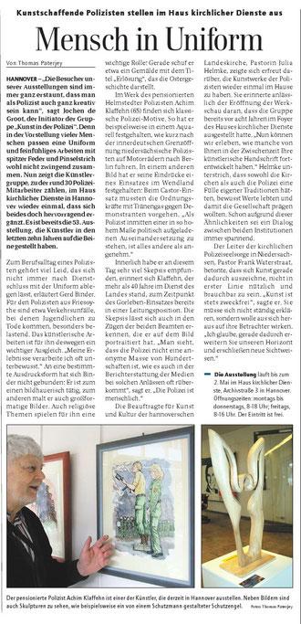 Evangelische Zeitung 14.04.2013