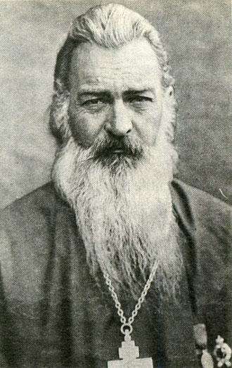 В.С. Попов – отец художника