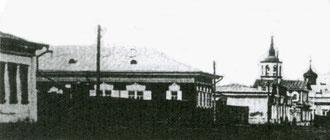 дом Климовского в Якутске