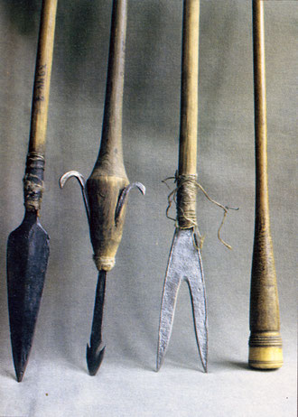 орудия охоты на Севере