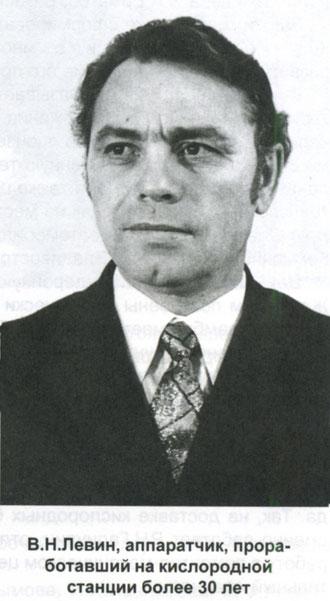 Левин Владимир Никонорович
