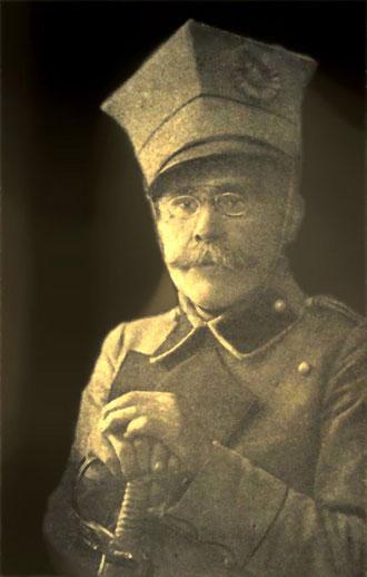 Серошевский в период I мировой войны