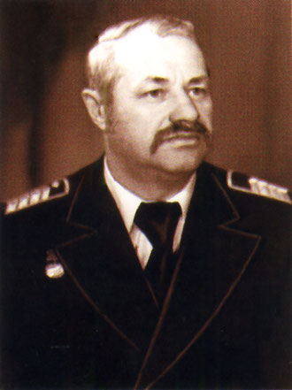 Валерий Иванович Ванин