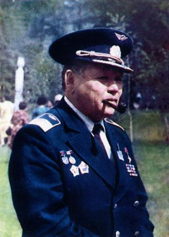 В.И Кузмин 1980 год