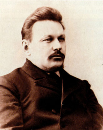 Городской голова Павел Андреевич Юшманов. Якутск