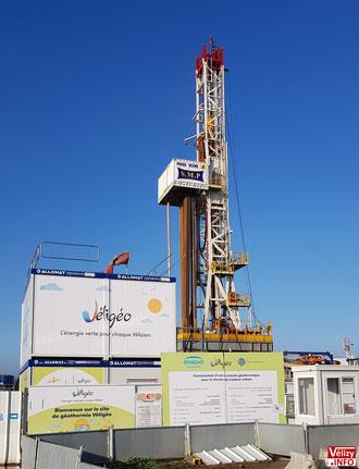 VÉLIGÉO, société de production d'énergie renouvelable détenue par ENGIE Solutions et la collectivité.