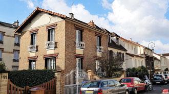 La maison en 2021 - 91 rue Lavoisier, quartier Le Clos