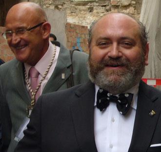 """Con Víctor Rubio, """"VITIN"""""""