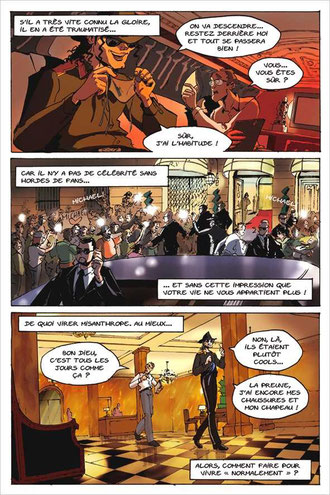 "Yigaël : Page 2 ""vivons heureux, vivons cachés"""