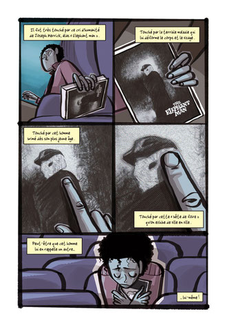 "Anthony Audibert : Page 2 ""L'affaire Elephant Man"""