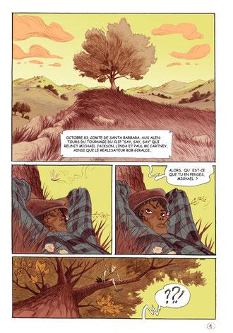 "Martin Trystam : Page 1 : ""Neverland"""