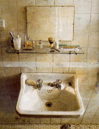 El lavabo