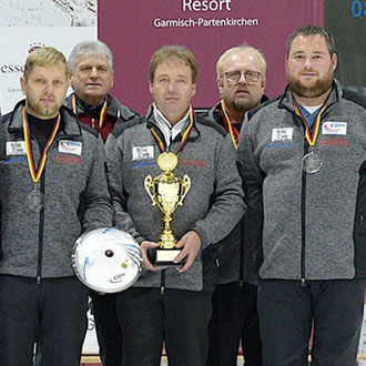 Europameister 2019 Manuel Schmid