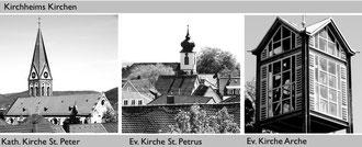 Kirchen Kirchheims